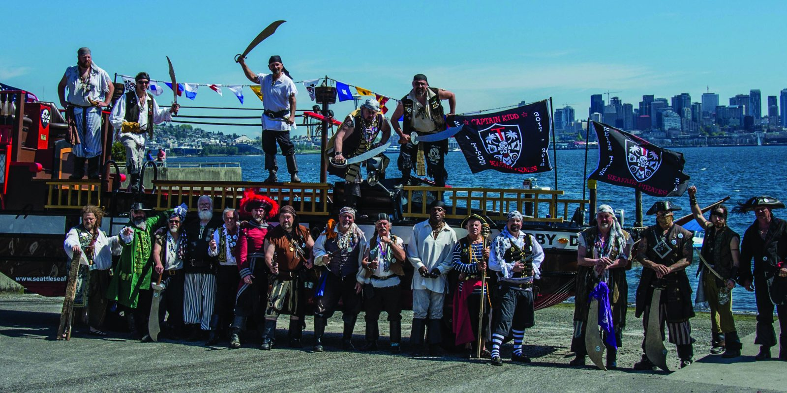 Seattle Seafair Pirates